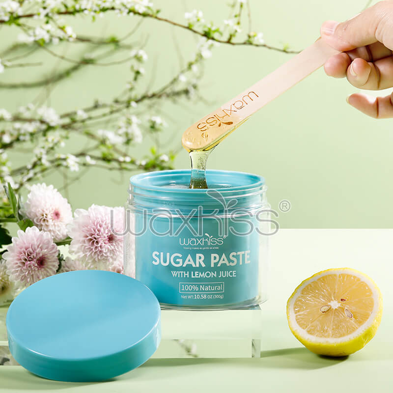 Lemon Juice Sugar Paste 300g Microwave Use